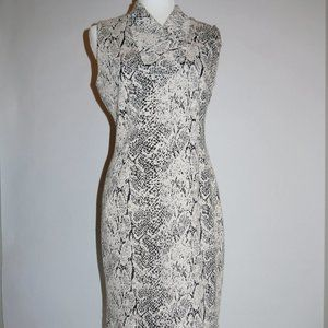 Calvin Klein Sleeveless Dress Size 6